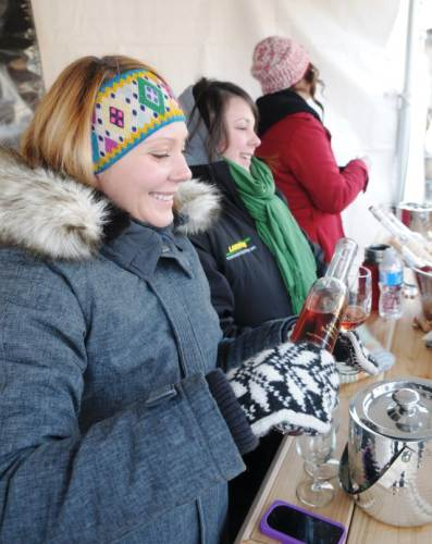 Bundled Up For Niagara Region Ice Wine Tasting