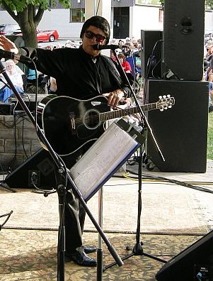 Roy Orbison At Fonthill