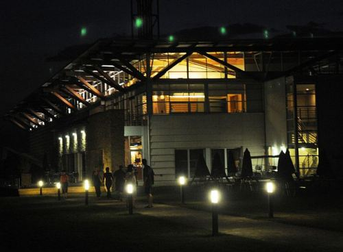 Jackson-Triggs Winery At Night